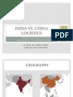 India VsChina