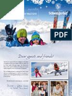 Hotel Newspaper of Hotel Schwaigerhof