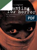 Accounting 4 Horror_Post Genocide Debates in Rwanda