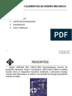 Resortes - Rodamientos