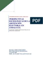 Investigacion Abstencion Andalucia