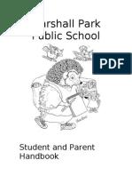 Student Handbook.2011 2012
