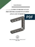 Analiza Structurilor Navale Cu FEMAP_2009