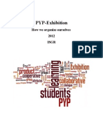 PYP 5 Exhibition Economics