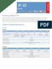 Ceragon-fibeair Ip-10 Technical Specs