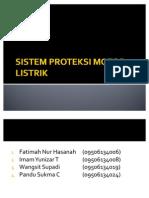 Sistem Proteksi Motor Listrik