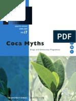 Coca Myths