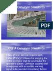 OSHA Conveyor Standards