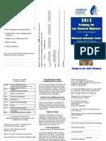 Training Days LPM 2012 Registration Form