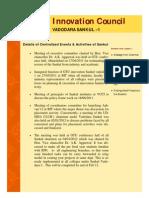 IC Vadodara Sankul-1 Report
