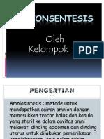 AMNIONSINTESIS