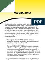 Plate Data