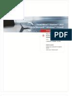 Whitepaper Titanium 2012 and the Windows Firewall En