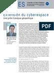 Extension du cyberespace - Note d'analyse géopolitique n° 54