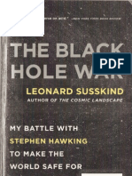 Leonard Susskind - The Black Hole War