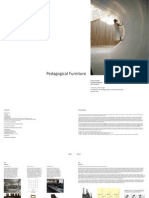Pedagogical Furniture