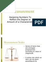 Measurement Student