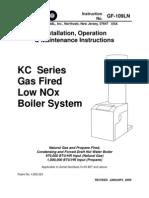 Aerco Boiler KC 1000