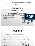 45835181 Nosocomial Infection