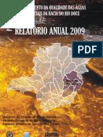 RELATÓRIO ANUAL DA BACIA DO RIO DOCE 2009