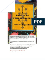 A Garden of Pomegranates - Israel Regardie