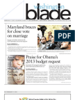 washingtonblade.com - volume 43, issue 7 - february 17, 2012