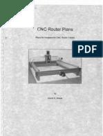 Cnc Router Plans 2008