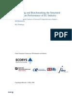 Key Findings Measuring and Bench Marking En