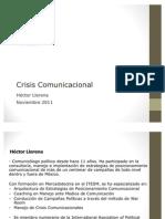 Crisis Comunicacional Piso51.30nov2011