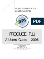 IFPS-Plu Codes Users Guide