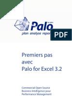 Premiers Pas Avec Palo for Excel 3.2