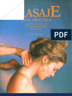 Masaje - Guía práctica para la solución de los problemas más frecuentes