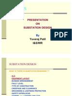 Sub Station Design