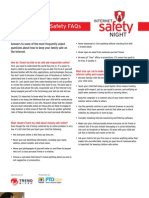 Internet Safety Faqs