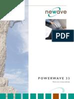 Powerwave 33 ENG WEB 290509