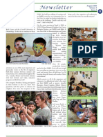First IMBD in San Vito, From SVBC Newsletter Vol 4-No 1 (Aug 2009)
