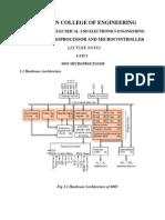 Microprocessor and Micro Controller