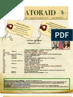 Gatoraid 021612