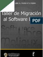 Taller de migracion al software libre