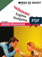 DP Eugène Onéguine