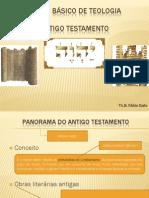 Aula sobre o Antigo Testamento