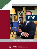 Postgrados en Turismo y Hotelería
