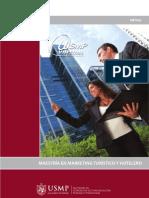 Maestria en Marketing Turistico y Hotelero Virtual