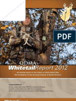 Quality Deer Management Association 2012 Whitetail Report