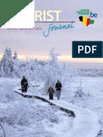 Winter Toerisme Hoge Venen 2011-2012 Vakantie brochure