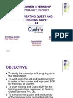 Summer Internship Project Report-ppt