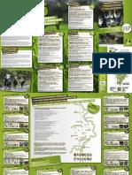 Paardentochten Oostkantons in groep of individueel Vakantie brochure