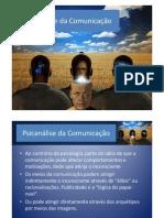 Psicanálise da Comunicação