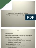 Ejemplo de Documentacion Tecnica
