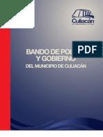 Bando Municipal de Culiacan